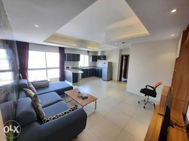 Luxurious 1bhk fully furnished flat for rent in Adliya