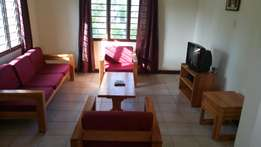 Nyali 2 bedroom fully furnished apartment with swimming pool