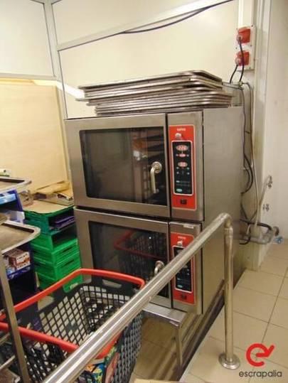 Sale obrador de supermercado completo industrial equipment for