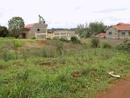 THika Ngoingwa 50x100 Residential Plots for Sale