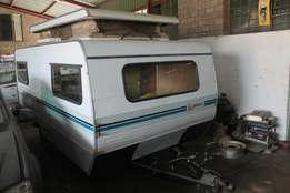 For Sale Caravan Only R17000 Negotiable for moreinformation about the