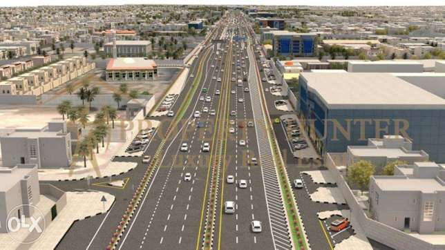 Commercial Land for Office Buildings For Sale in Doha REF - 15025