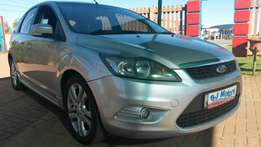 2009 Ford Focus 2.0Tdci Powershift