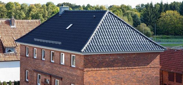 Modne ubrania Dachówka ceramiczna Creaton TITANIA czarna glazura Kartuzy • OLX.pl NX45