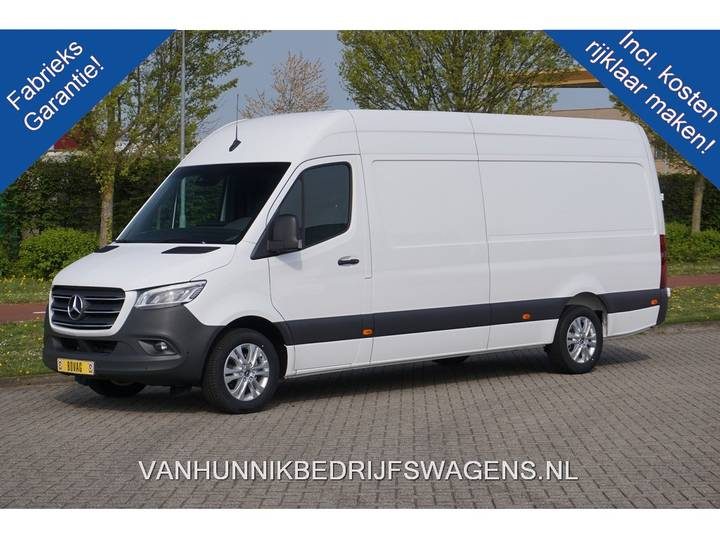 Mercedes-Benz Sprinter 316 2.2 CDI L3 H2 Automaat Comand Camera Cruise ... - 2019