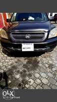 Registered Honda Pilot 04