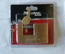 MasterLocks 76mm Solid Brass Locks For Sale