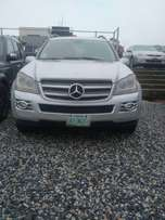Reg 2008 Mercedes-Benz GL450 4matic