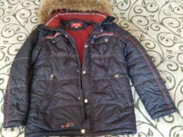 14b168587 Продам зимнюю куртку на подростка