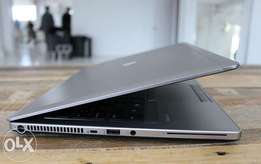 Pleasingly thin and light, the HP Elitebook Folio core i5 laptop