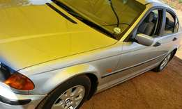CLEARANCE SALE!!! 2001 BMW 320 DIESEL for sale