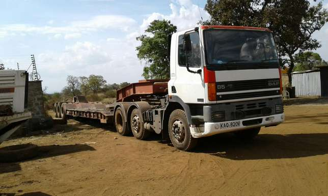 Low-loader, for 6.3m negotiate negotiateble Kasarani - image 2