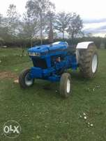 Used tractor ford 3610 series in good condition
