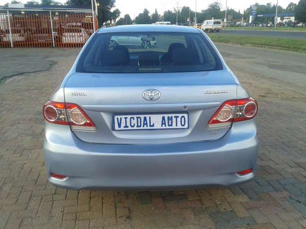 2012 Toyota Corolla 1.3Professional For Sale R115000 Is Available. Benoni - image 7