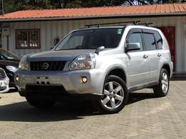Nissan Xtrail Silver in Color 4WD