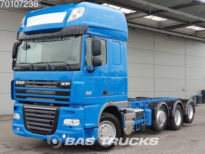 DAF XF105.510 SSC 8X2 Big-Axle Lift+Lenkachse Xenon Euro 5 - 2014