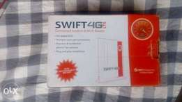 SWIFT 4GLTE Mojem and Wifi Router