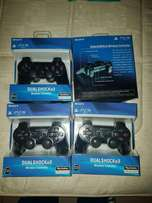 Sony dualshock 3 ps3 controlers R400 each sealed original sony remotes