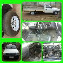 Toyota Hilux sale or swap