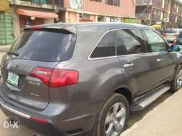 3months used Accura MDX 2011model Full option