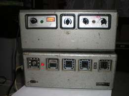 5X Vintage collectors guitar amps for sale or to swop for in kleinmod