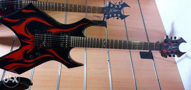 BC Rich Kerry King Electric Guitar BCSSKKWPK