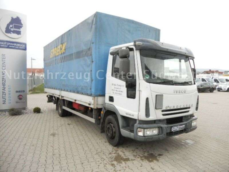 Iveco Eurocargo ML 120 EL 21 P - 2004 for sale | Tradus