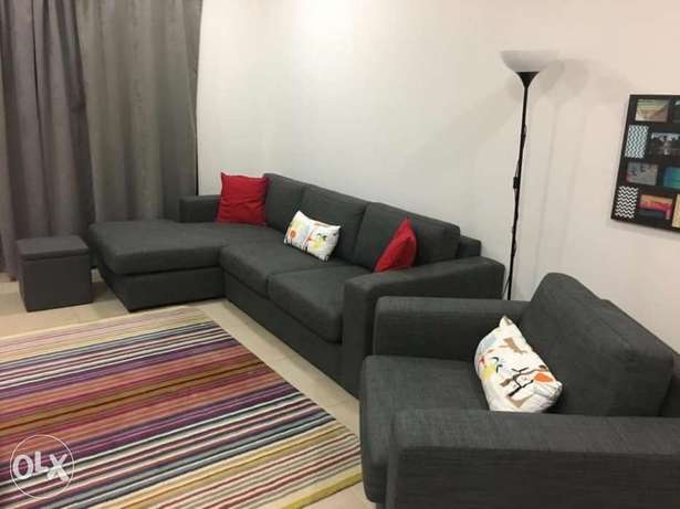 new sofa set excellent condition