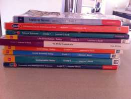 Various Grade 7 Textbooks For Sale