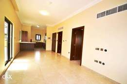 Semi-furnished 1-bed apartment on gated complex with facilities