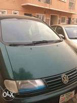 Neatly used volkswagen sharan