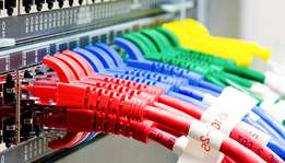 Structured cabling provides ideal infrastructure for connecting comput