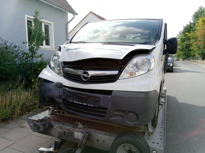 Opel Vivaro - 2010
