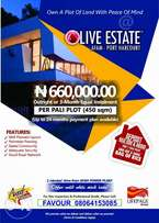 Lands for sell in Afam - Portharcourt. Rivers state Nigeria