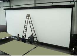 Widescreen Electric Screen For Sale and Hire