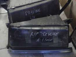 Nissan Skyline Headlights and Tail Lights for Sale Bargain