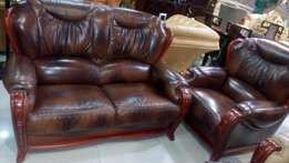 High quality and Executive Royal leather Sofa chair