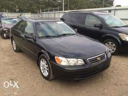 2001 Tokunbo Toyota Camry LE