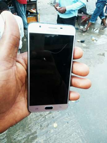 Neat Samsung galaxy j7 prime duos 2017 edition wit fingerprint 16+3gig Port-Harcourt - image 2