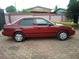 Chevrolet Prism in a very good condition