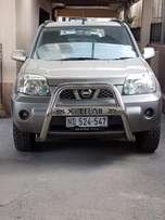 Immaculate Nissan X Trail FOR SALEl