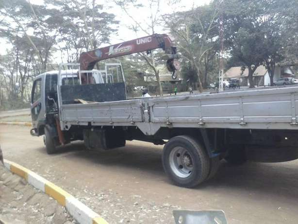 Cranes,rollies,trucks and other machineries for hire Nairobi CBD - image 5