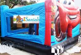 Bouncing Castles, Trampolines, face painting and kiddy entertainment