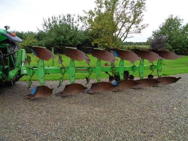 Dowdeswell Dp7e 6 Furrow Plough - 1992