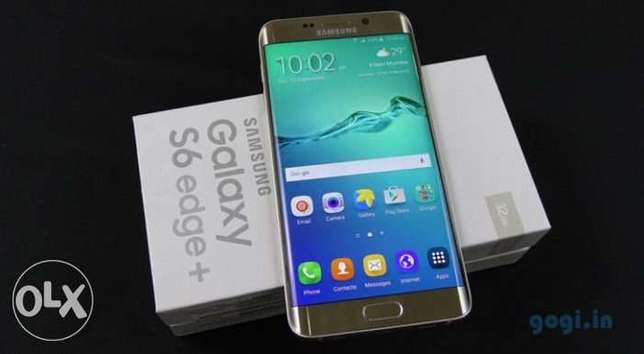 samsung S6 EDGE PLUS new sealed with FREE wireless charger Nairobi CBD - image 2