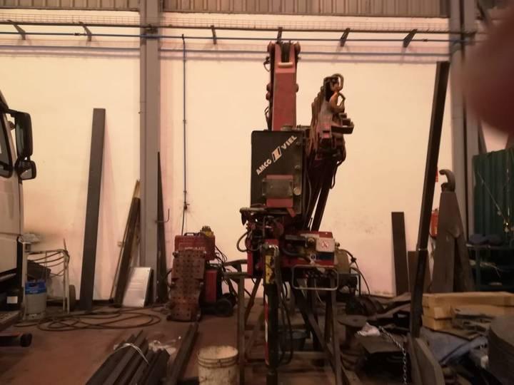 veba 814 4s loader crane