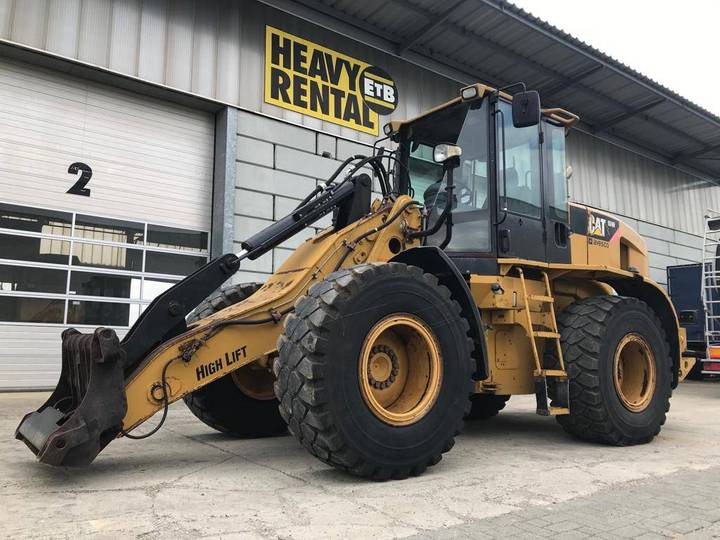 Caterpillar 924 H High Lift - 2008
