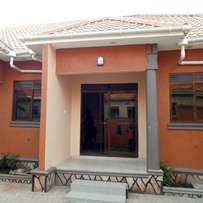 Modern self contained double house for rent in kyaliwajara at 350k