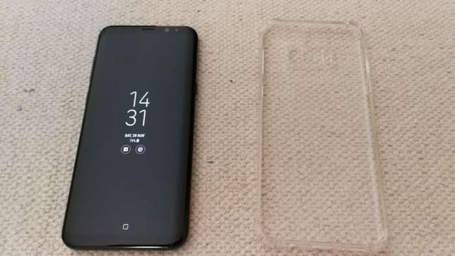 Brand New Samsung Galaxy S8+ available..Only R11000. Bloemfontein - image 2
