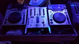 Dj Turn table.American Audio
